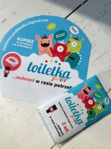 Toiletka Junior - Portica
