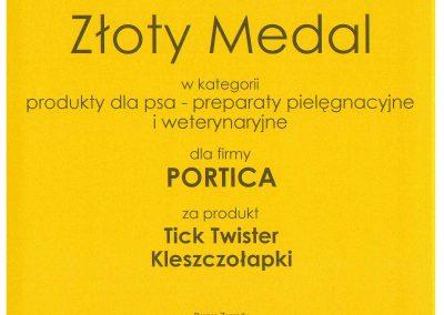 2_zloty medal dyplom