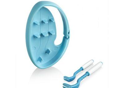 ClipBox niebieski